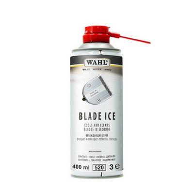 Охлаждающий спрей для ухода за ножами Wahl Blade Ice 4в1 - 400 мл.