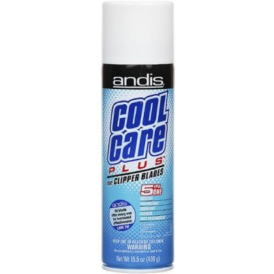 Охлаждающий спрей для ухода за ножами Andis Cool Care 5в1 - 439 мл.