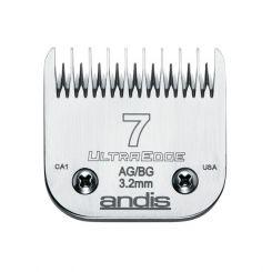 Ножевой блок ANDIS ULTRA Еdge #7 (3,2 мм) филировочный артикул AN u 64080 фото, цена gr_14662-01, фото 1
