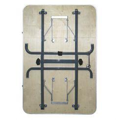 Стол для груминга мобильный GROOMER-TB1 регулирующийся артикул 120 0001 WHT фото, цена gr_14998-02, фото 2