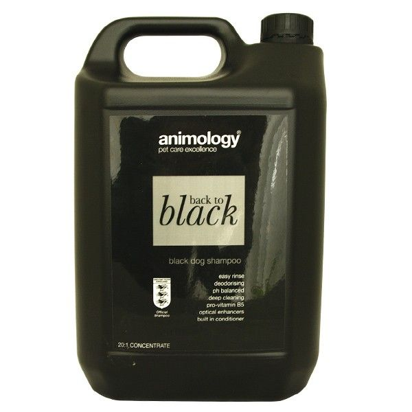 Шампунь для темной шерсти Animology Back to Black 5000 мл.