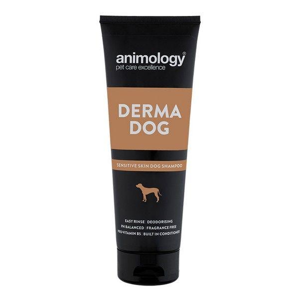 Шампунь для чувствительной кожи собак Animology Derma Dog 250 мл.