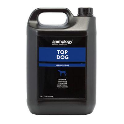 Универсальный кондиционер для шерсти собак Animology Top Dog Conditioner 5 л.