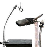 Держатель фена ARTERO универсальный, для грумерского стола, металлический, артикул.: ART-B267