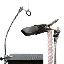 Держатель фена ARTERO универсальный, для грумерского стола, металлический артикул ART-B267 фото, цена gr_16973-01, фото 1