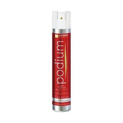 Лак-спрей для фиксации Artero Podium Dry