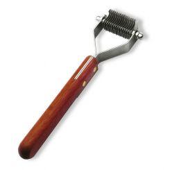 Рейк-колтунорез  ARTERO, 16 зубцов, деревянная рукоятка артикул ART-P455 фото, цена gr_17029-01, фото 1