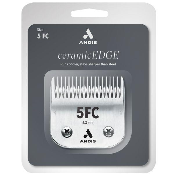 Ножевой блок Andis Ceramic Edge 6,3 мм. #5FC