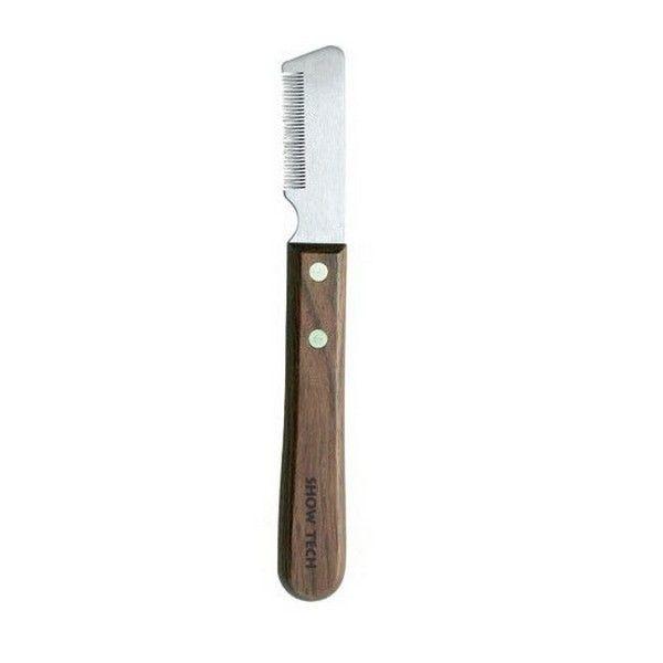 Тримминговочный нож для собак Show Tech 33 зубца Left