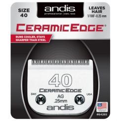 Ножевой блок ANDIS CERAMIC Edge #40 (0,25 мм) артикул AN c 64265 фото, цена gr_17824-01, фото 1