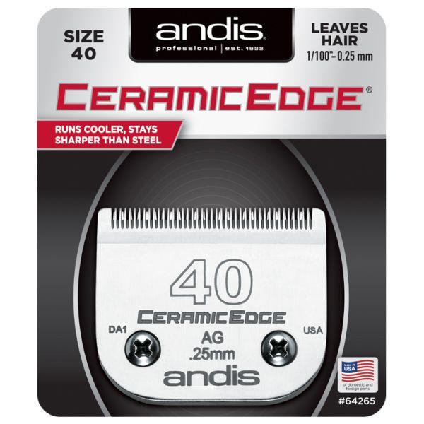 Ножевой блок Andis Ceramic Edge 0,25 мм