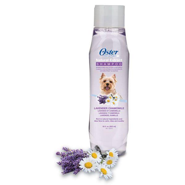 Шампунь для собак Oster Lavender Chamomile