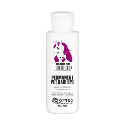 Розовая краска для животных Opawz Dog Hair Dye Adorable Pink 150 мл.