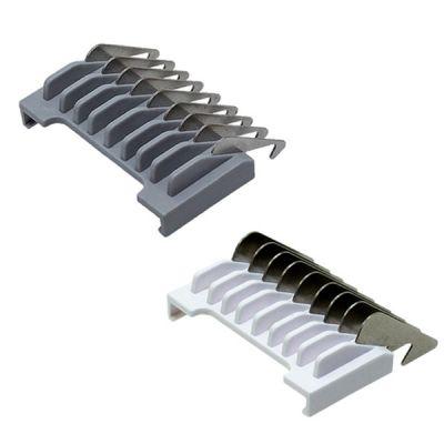 Набор стальных насадок Moser Slide On 2 шт. 1,5 и 4 мм