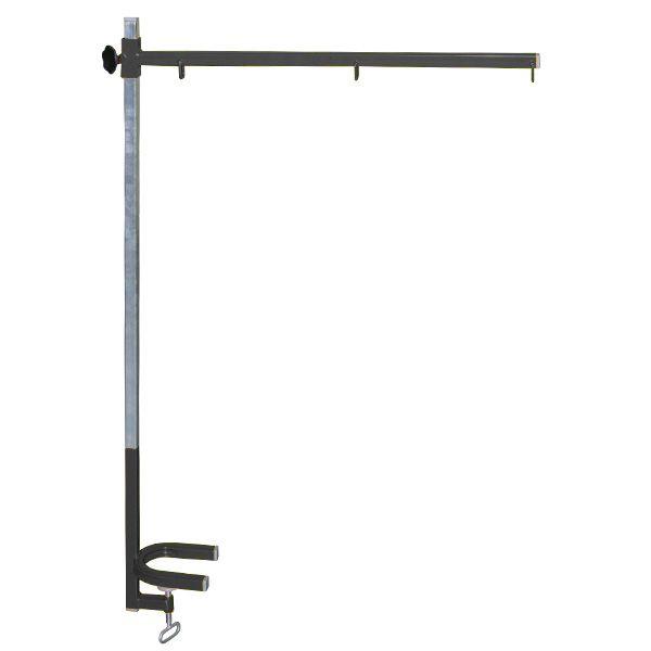 Кронштейн на стол для груминга животных Groomer-KR2 Black