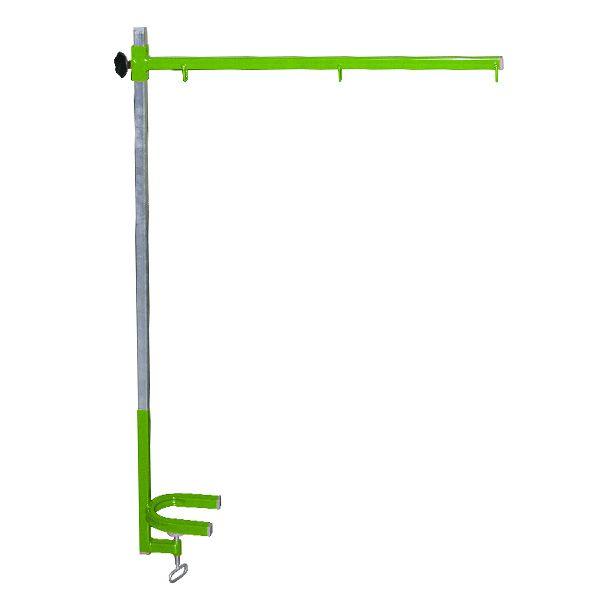 Кронштейн на стол для груминга животных Groomer-KR2 Green