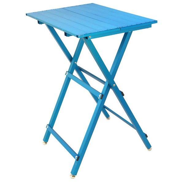 Выставочный стол для груминга животных Shernbao облегченный FT-821H Blue