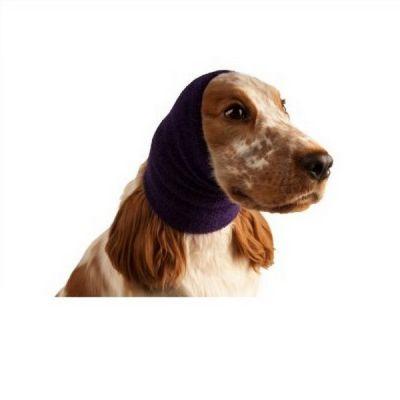 Бандаж для ушей собак Show Tech Ear Buddy фиолетовый.
