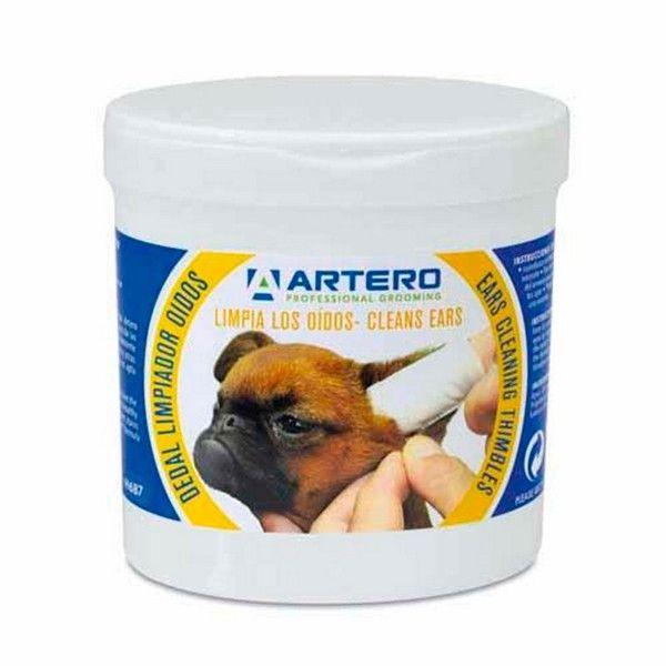 Салфетки на палец для чистки ушей животных Artero 50 шт.