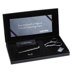 """Ножницы для груминга Artero Queen 7,0"""" прямые с микронасечкой. артикул ART-T63570 фото, цена gr_19384-03, фото 3"""