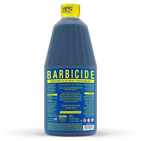 Жидкость для дезинфекции Barbicide Concentrate 1/16 - 1,9 мл.