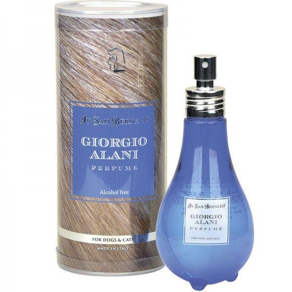 Парфюм для животных Iv San Bernard Georgio Alani Perfume 150 мл.