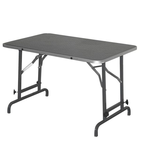 Стол для груминга животных мобильный Groomer-TB1 Black