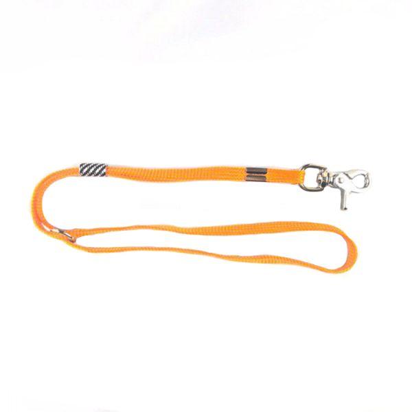 Петля-удавка для собак Shernbao Orange