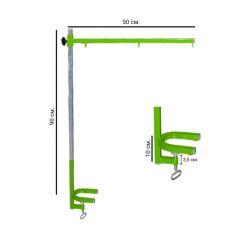 Кронштейн на стол для груминга Groomer-KR1 Green артикул 120 0010 GRN фото, цена gr_19918-02, фото 2