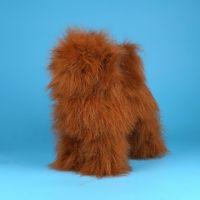 Opawz артикул: OW16-MD01-BODY-BROWN Парик для тела манекена MD01 - коричневый Той-пудель