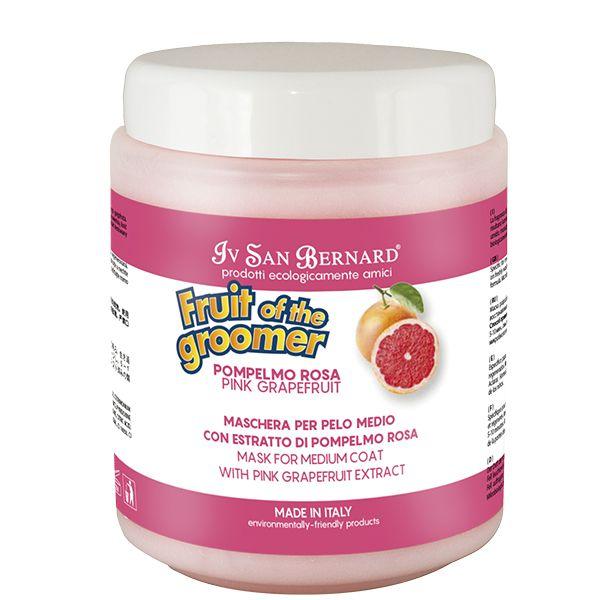Маска для средней шерсти Iv San Bernard Pink Grapefruit 1 л.