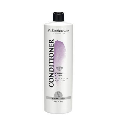 Кондиционер для белой шерсти Iv San Bernard Cristal Clean 500 мл.