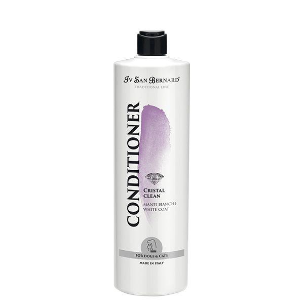 Кондиционер для белой шерсти Iv San Bernard Cristal Clean 1 л.