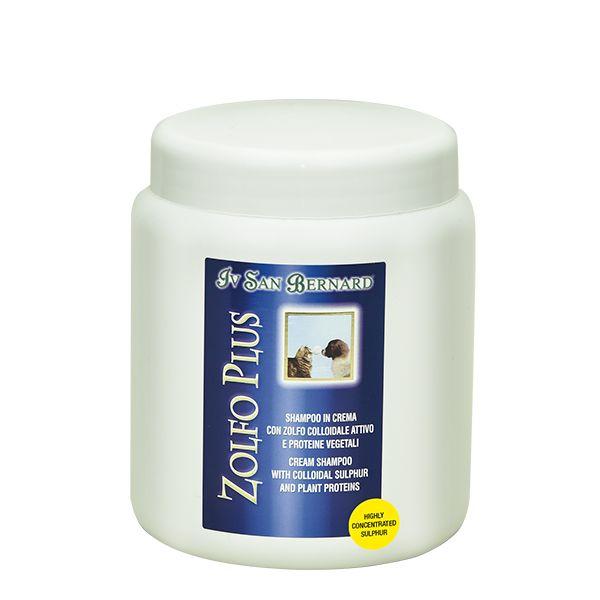 Шампунь Iv San Bernard Mineral Plus Zolfo 1 л.