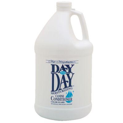 Кондиционер Chris Christensen Day to Day для сухой и поврежденной кожи и шерсти 3,8 л.