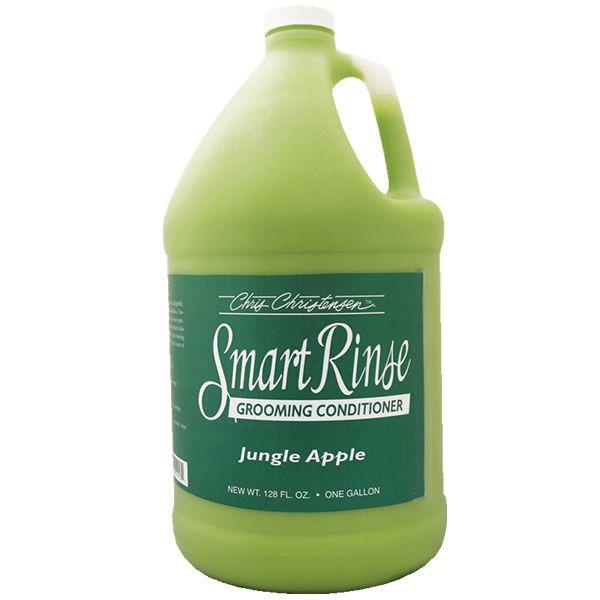 Кондиционер Chris Christensen Smartrinse Jungle Apple увлажнение и смягчение 3,8 л.