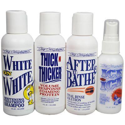 Набор для белой шерсти Chris Christensen White on White