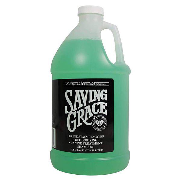 Шампунь Chris Christensen Saving Grace для устранения пятен мочи 1,9 л.