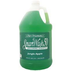 Шампунь Chris Christensen Smatrwash 50 Jungle Apple глубокая очистка 3,8 л. артикул CCS231/1037 фото, цена gr_20605-01, фото 1
