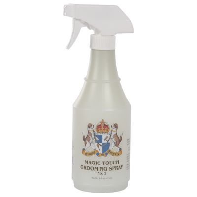 Спрей для остевой шерсти Crown Royale Magic Touch №2 473 мл.