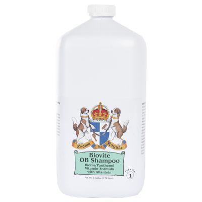 Шампунь Crown Royale Biovite №1 концентрат 3,8 л.