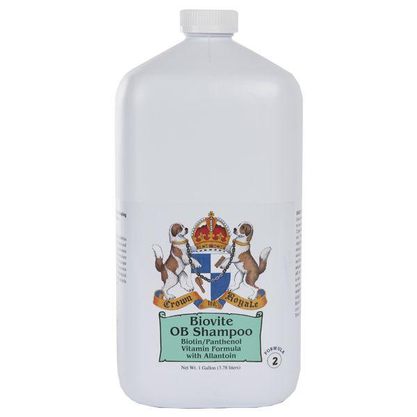 Шампунь Crown Royale Biovite №2 концентрат 3,8 л.