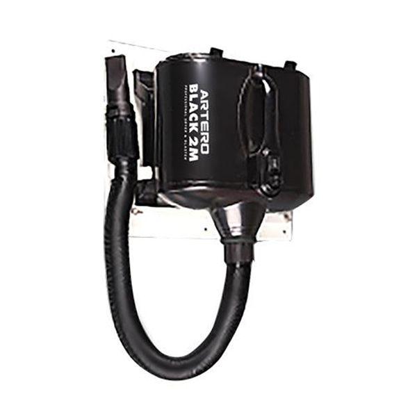 Настенная подставка для фена Artero Black 2 Motor