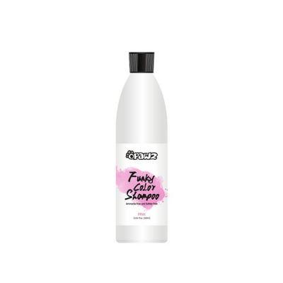 Розовый оттеночный шампунь для животных Opawz Funky Color Pink 500 мл.