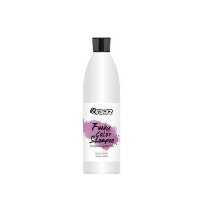 Оттеночный шампунь для животных Opawz Funky Color Vivid Pink 500 мл.