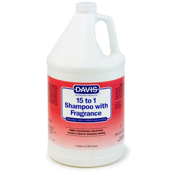 Шампунь с ароматом свежести Davis With Fragrance 15:1 - 3,8 мл.