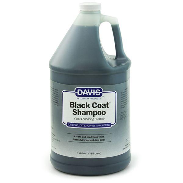 Шампунь для черной шерсти Davis Black Coat Shampoo 10:1 - 3,8 мл.