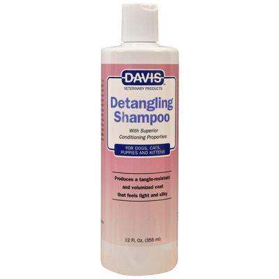 Шампунь-кондиционер от колтунов Davis Detangling Shampoo 10:1 - 355 мл.