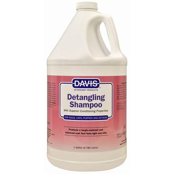 Шампунь-кондиционер от колтунов Davis Detangling Shampoo 10:1 - 3,8 мл.