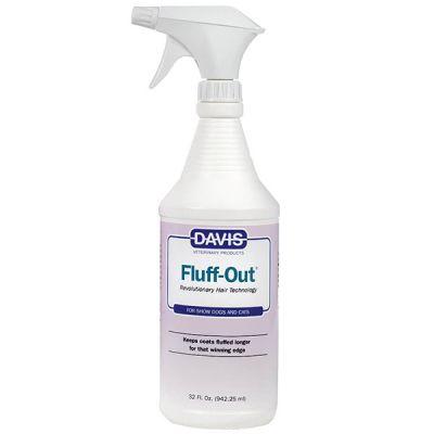 Спрей для укладки шерсти Davis Fluff Out 50 мл.